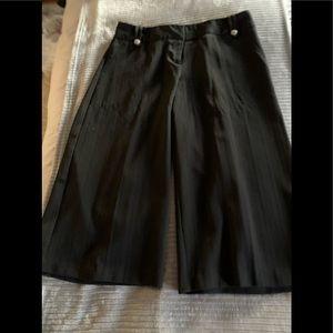 Studio 1940 Crop Pants; Size-8 Petite
